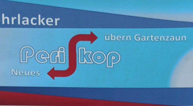Rohrlack Dorfzeitung 2021 - Logo